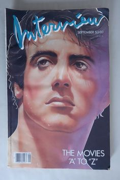 Andy Warhol's Interview Magazine HUGE Movies Issue by EmporioX