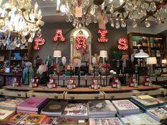 The Paris Market, Savannah, Georgia