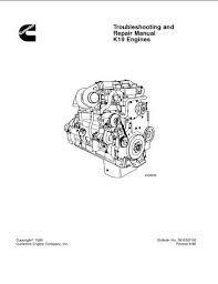 Image Result For Cummins Kta19 Service Manual Pdf Cummins Diesel Engines Marine Diesel Engine Cummins