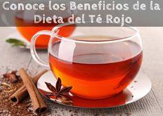 La dieta del té rojo es una de las preferidas como alternativa para adelgazar, acompañar una dieta equilibrada, aprovechando al máximo los beneficios que...