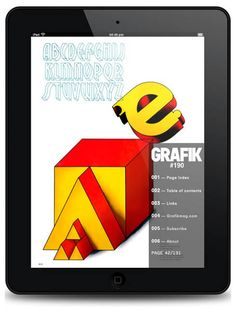 grafik magazine index