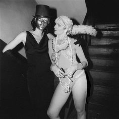 Bea Feitler and Ruth Ansel NY, Photo by Diane Arbus. Diane Arbus, Mary Ellen Mark, Eugene Smith, Cindy Sherman, Circus Performers, Transgender People, Portraits, Photomontage, Black And White Photography