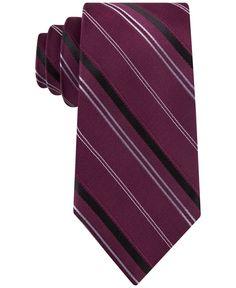 Michael Michael Kors Vitality Stripe Tie