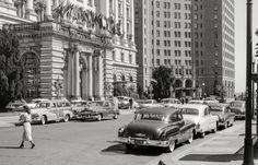 San Francisco, 1952