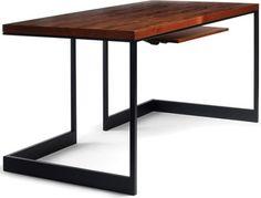 Skram Wishbone Slab Top Desk | 2Modern Furniture & Lighting