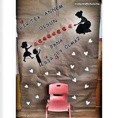 Anneler Günü Fotoğraf Panomuz, 2018 Mayıs ❤ Happy Mom Day, Mornings, Art Boards, Montessori, Family Day, Mother's Day, School, Christmas Christmas, Acre