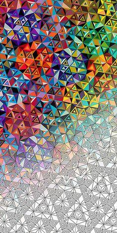geometric : triangles