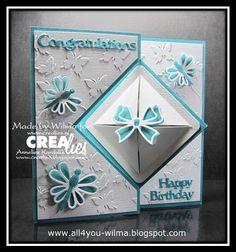 Wilma maakte voor Hochanda ook nog deze kaart:  https://www.crealies.nl/detail/2007689/18-01-26-wilma-b.htm  http://crealies.blogspot.nl/2018/01/crealies-create-card-for-hochanda-tv.html    Crealies stansen/dies:  Crealies Create A Card no. 17  Download CCAC no. 17 download no. 1  Text Die no. 103  Text Die no. 104  Crea-Nest-Lies XXL no. 27  X-tra no. 01  Set of 3 no. 46  Duo Dies no. 46  Silhouetzz no. 1  Silhouetzz no. 3  Set of 3 no. 41  Duo Dies no. 41