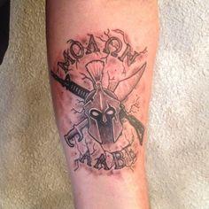 tattoos on pinterest marine tattoo molon labe and gun tattoos. Black Bedroom Furniture Sets. Home Design Ideas