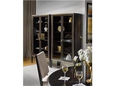BIBELOTS DISPLAY CABINET 1680-840 Fine Furniture, Furniture Design, China Cabinet, Shoe Rack, Display, Contemporary, Storage, Home Decor, Image
