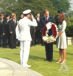 Day 3  Final Engagement Singapore  Visit Kranji Commonwealth War Cemetery.