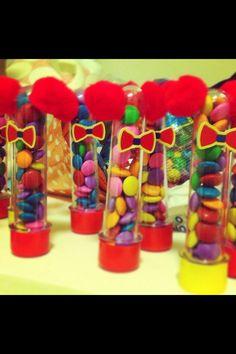 Circus Party ideas Festa circo Kitfestapersonalizada