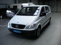 Mercedes-Benz Vito 109 mit einer Ladefläche von 2,42 m