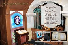 Did you know that back in Fantasyland at Magic Kingdom, in Walt Disney World Florida, there is a little hidden secret? While going to Walt Disney World may have been a wish come true, most of us h…