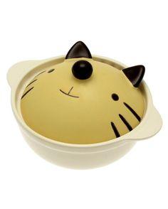 Cat Casserole Dish - so cute!