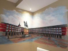 HabitacionesII Hotel Mayorazgo   Garabato Mural