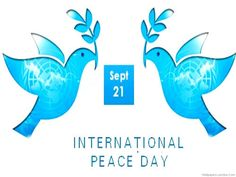 world peace day shaking hands illustration st  world peace must develop from inner peace peace is not the absence of violence peace is the manifestation of human compassion our team is wishing you a
