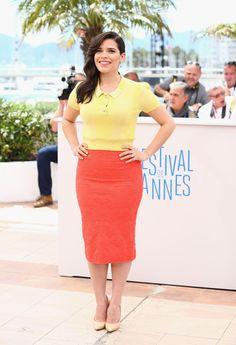America Ferrara | 28 Female Celebrities Who Are Surprisingly Short