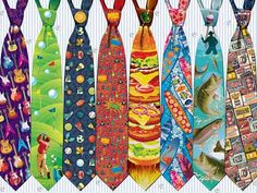 Father's Day Ties (500 pcs.)