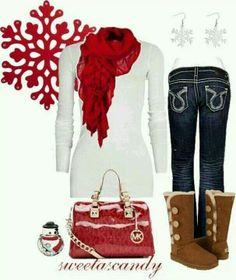 Winter outfit, ya tengo la cartera y las botas