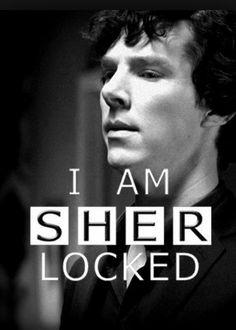 Benedict Cumberbatch. Sherlock