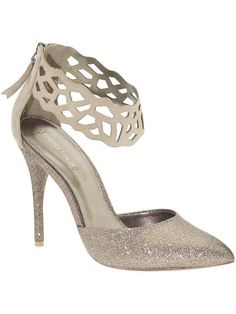 Gorgeous #Wedding Shoes: Rebecca Taylor Skylar Stiletto
