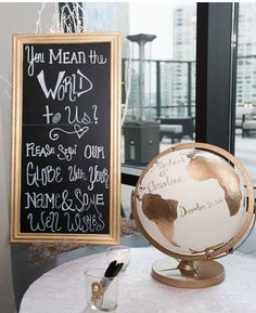 Wedding Themes 5 Ways to Switch Up Your Guest Book! Trendy Wedding, Diy Wedding, Wedding Favors, Dream Wedding, Wedding Decorations, Wedding Day, Wedding Trends, Wedding Stuff, Luxury Wedding