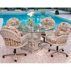 PAGE 4 - Rattan Tables and Chairs   Wicker Chairs   Rattan and Wicker Dining Sets   Wicker Dining Furniture