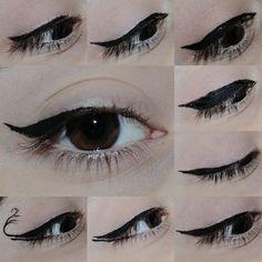 #delineado #makeup #makeupeye #makeuplover #makeupartist #makeupaddict #makeupeyes #makeuptime #makeup #makeupblogger #makeupbloguer #beautyblogger #makeupblogger
