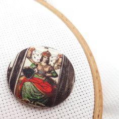 Empress Tarot Card-Empress NeedleMinder-Reversible