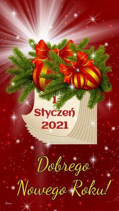 Weekend Humor, Happy New Year, Wish, Christmas Ornaments, Holiday Decor, Cards, Design, Xmas, Polish