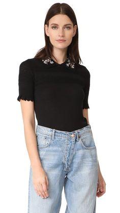 CARVEN . #carven #cloth #dress #top #shirt #sweater #skirt #beachwear #activewear