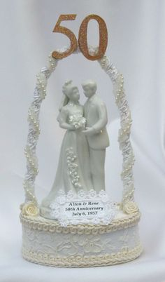 50th wedding cake tops 1000 images about 50th wedding anniversary cake toppers 10445