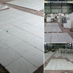 #crystalmar #company #factory #exporter #of #premium #quality #marble #natural #stone #blocks #slabs #tiles #volakas #volakasmarble #volakaswhite #thassos #sivecwhitemarble #sivec #marmo #whitemarble #greekmarble #project #cuttosize  #bathroom #floor #interior #interiordesign #architecture