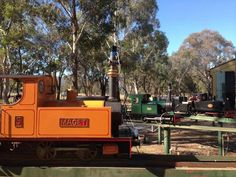 Closed until further notice due to concerns The Mudgee Miniature Railway is a three and a half, and five inch gauge miniature railway giving Electric Power, Locomotive, Attraction, Engineering, Miniatures, Country, Model, Rural Area