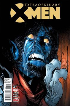 EXTRAORDINARY X-MEN #7