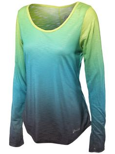 ASICS Women's PR Slub Long Sleeve - Versatility is the name of the game with the ASICS PR Slub Long Sleeve. Whether stepping out into a slightly chilly morning for your run, hanging around the house, or going out with friends, this stylish yet functional top is a great way to go. Moisture transfer properties and reflective details ensure that you are set for all your active excursions.