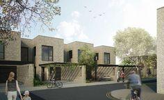 """Long Lane, Cambridge """"Lifetime Homes"""""""