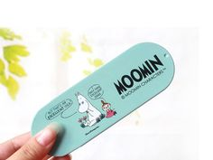 Ensemble de couverts Moomin Portable par MichitaStuff sur Etsy
