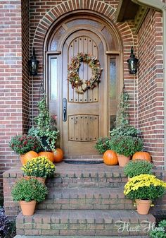 All Things Heart and Home Finding Fall Home Tour