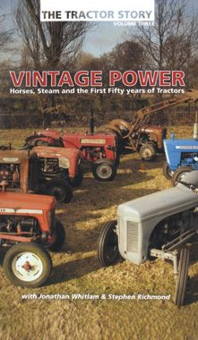 The Tractor Story: Vintage Power, Volume 3 DVD