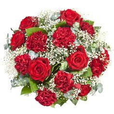 Rose Romance Boeket Geschenk - Gift.be