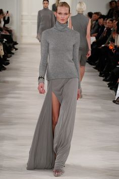 Ralph Lauren Fall 2014 Ready-to-Wear Collection Slideshow on Style.com