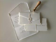 Carta di Amalfi e sigillo in ceralacca - https://www.facebook.com/pages/La-Stanza-di-Wendy/490238401007065