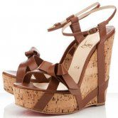 Christian Louboutin Miss Cristo 140mm Wedges Show Your Beauty