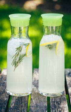 #Vegan Rosemary Lemonade | vegan miam
