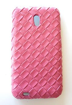 Samsung Galaxy S II 2 Epic 4G Touch D710 Sprint Designer Pink Leather Case Cover