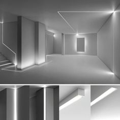 LED System with Linear Light bar Used for home