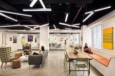 Slate Magazine Offices - New York City - Office Snapshots
