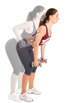 10 Exercises to Kill Back Fat Your Body Can't Wait to Try When it comes to exercising, it probably would be fair to say that many of us are guilty of Lose Fat Workout, Back Fat Workout, Upper Back Muscles, Good Posture, Back Exercises, Fat To Fit, Health And Beauty Tips, Body Fitness, Get In Shape